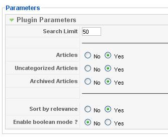 Content FullText parameter
