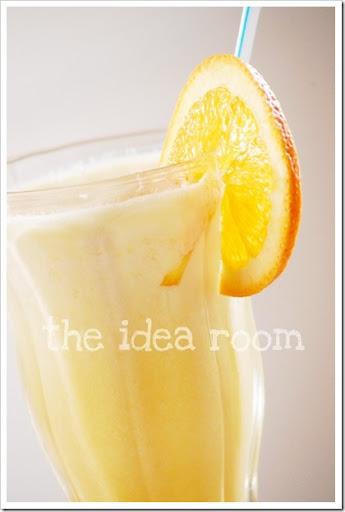 Orange Julius Recipe  The Idea Room