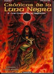 P00009 - Crónicas de la Luna Negra #9
