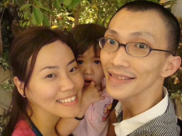 我们三人的合照~ ^^Y