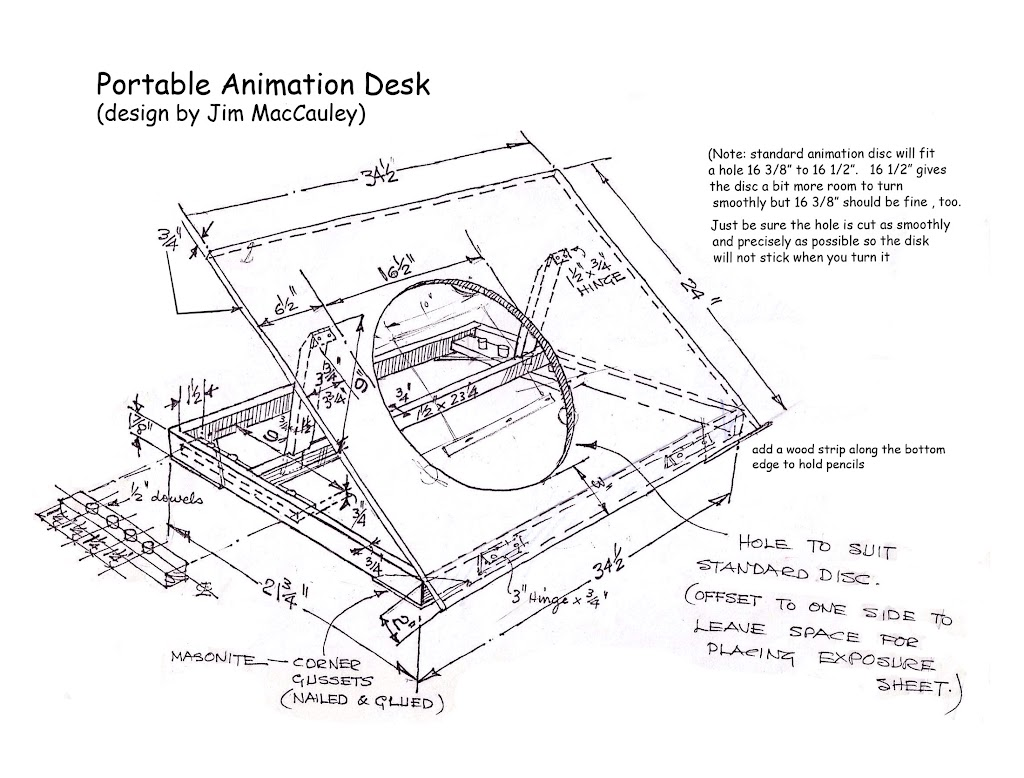 Animation Studio Stuff for Students: Do-It-Yourself