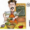 cook%20make%20dinner Everyday Activities people english through pictures