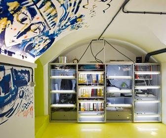 Decoracion-interior-Estudio-en-Malasaña-Madrid