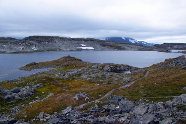Ruta 55, Noruega.