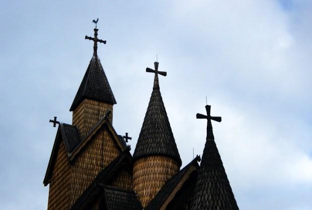 Iglesia Stravkirke de Heddal