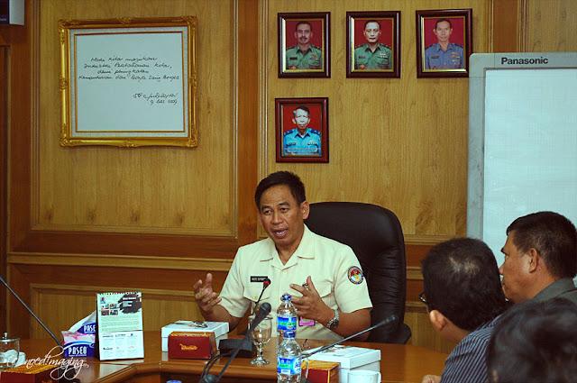 brigjen TNI Agus Suyarso