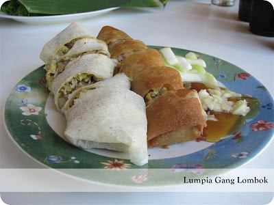 Kuliner Semarang: Lumpia Gang Lombok