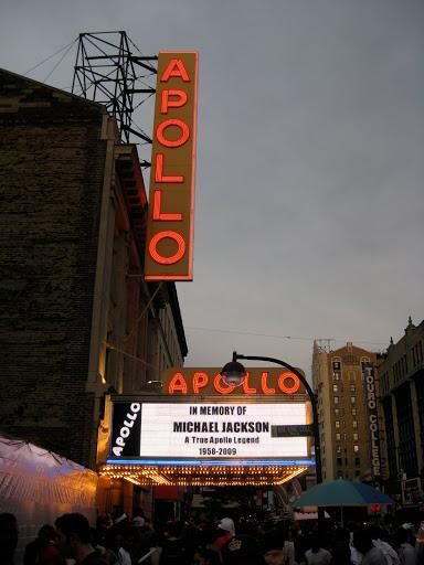 Apollo Theatre i Harlem
