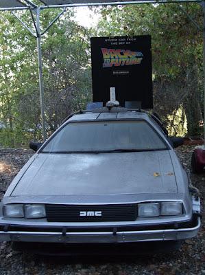 DeLorean pistának