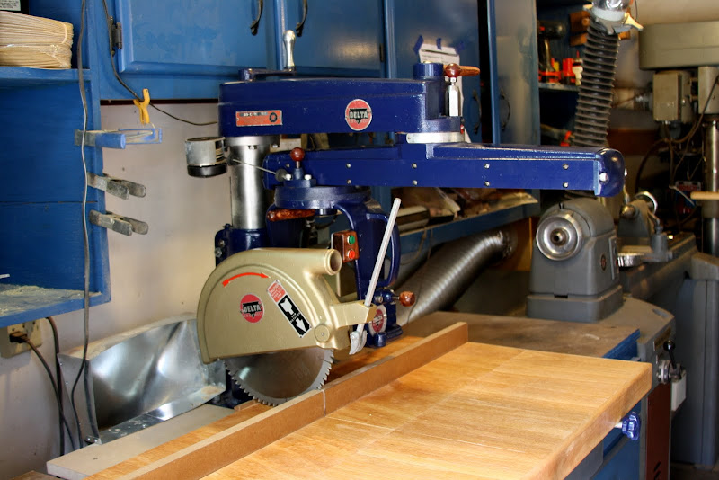 Rockwell Radial Arm Saw 16 Ras