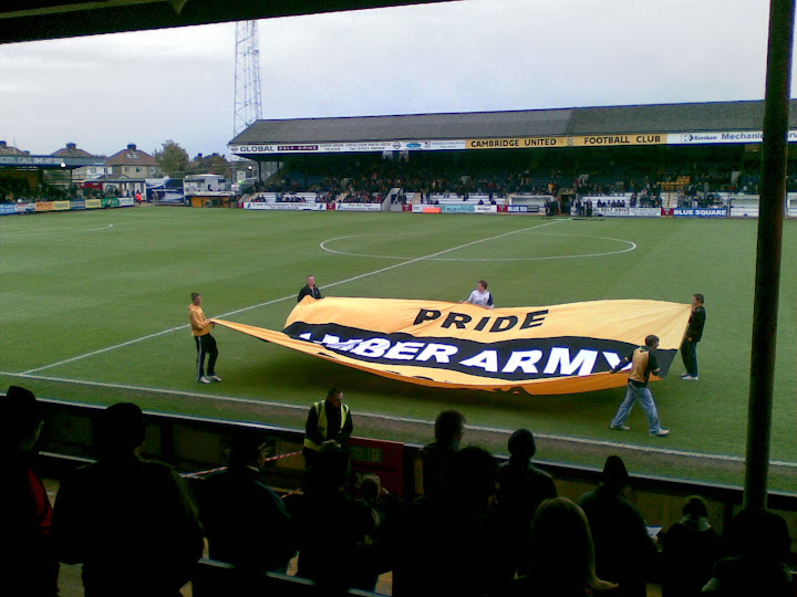 Pride. Amber Army.