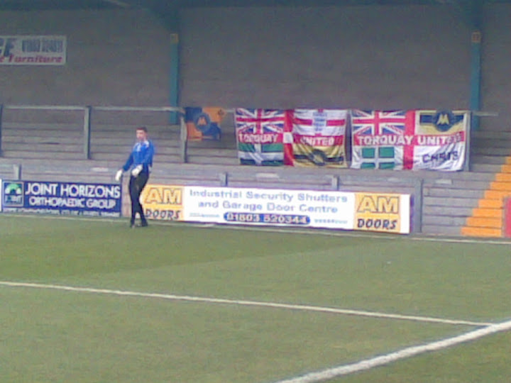 Torquay flags