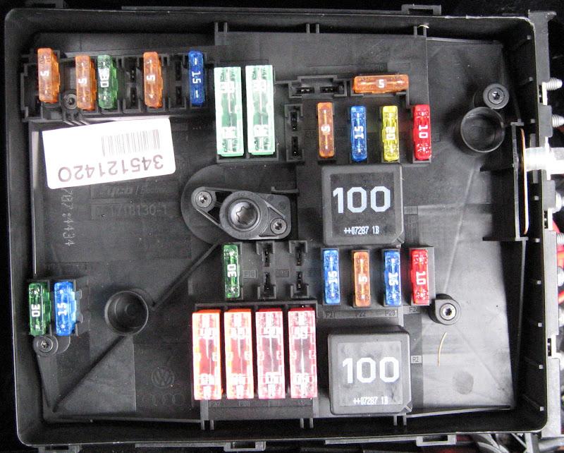 2010 Gmc Sierra Fuse Box Diagram