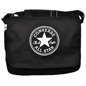 Converse Tasche – Shoulder Flap Bag 99110 30 Laptoptasche