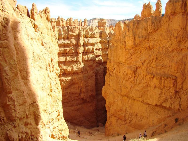 bryce canyon đường mòn xuống núi navajo những ngày hưu trí