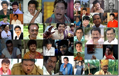 tollywood telugu comedians