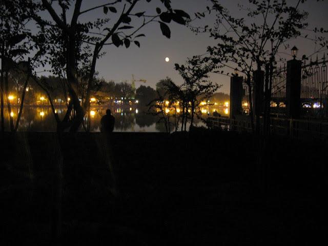 Lune à Pékin