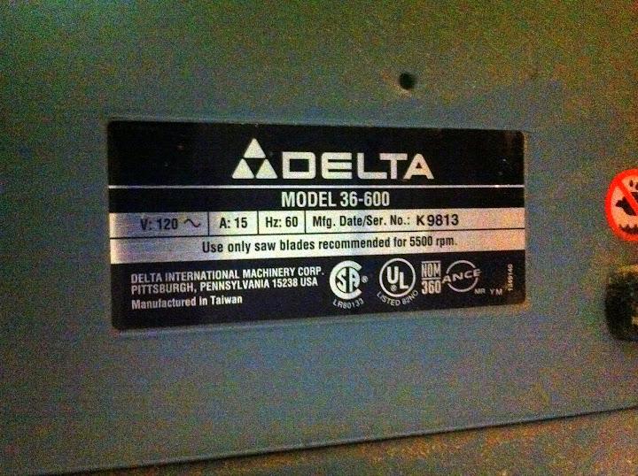 Delta Ts300 Table Saw