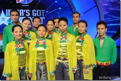 Shillong Chamber Choir from Meghalaya