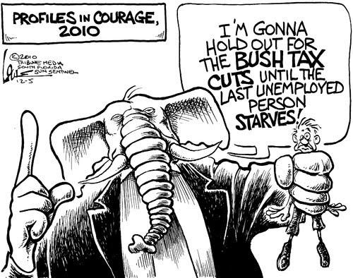 The Frustrated Teacher: Friday Cartoon Fun: Bush