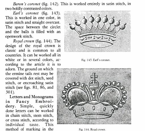 baron and royal crowns