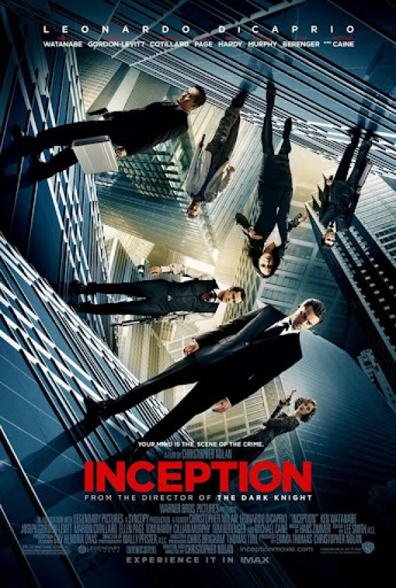 Inception Poster 4