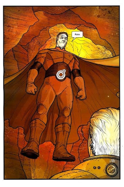 A Red Mass For Mars #1 - página 24