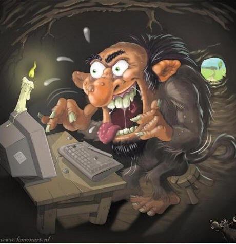 Internet Troll 1