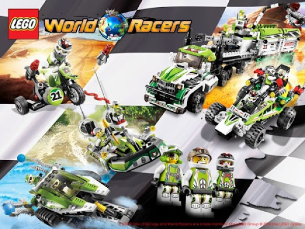 World Racers wallpaper_1600x1200_GreenTeam