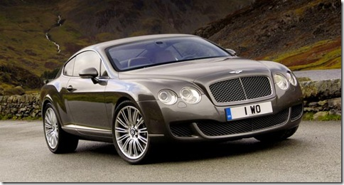 bentley_continental_gt_speed front_view
