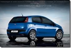 FIAT Punto Facelift T2