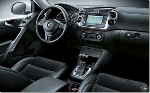 Volkswagen tiguan 2010 3