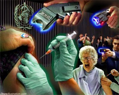Iluminaci oskarżeni o masowe szczepienia wywołujące depopulację globu
