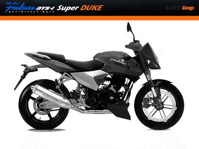 Bajaj Pulsar Super Duke