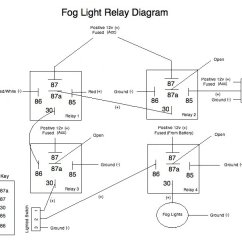 Hella Relay Wiring Diagram 2 Cat 5 Wall Jack Switch Without Lights On Free Pilot Fog Light Engine