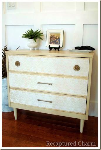 Recaptured Charm Lace Dresser