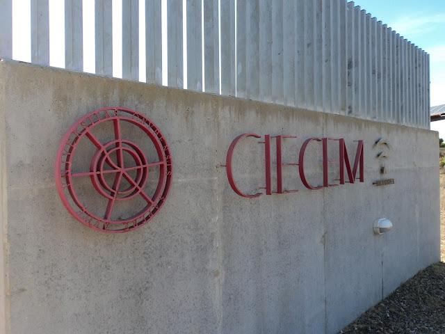 Visita al CIECEM en Matalascaña Huelva