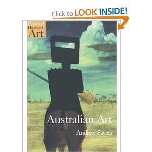 aussie art book sayers