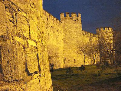 турция крепостта йедикул