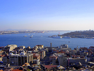 истанбул панорама