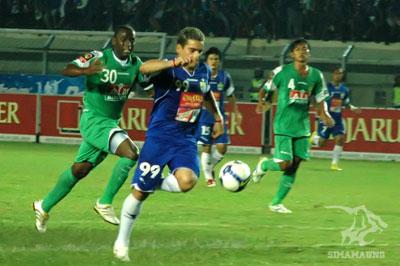 Persib vs Persebaya 2009/2010