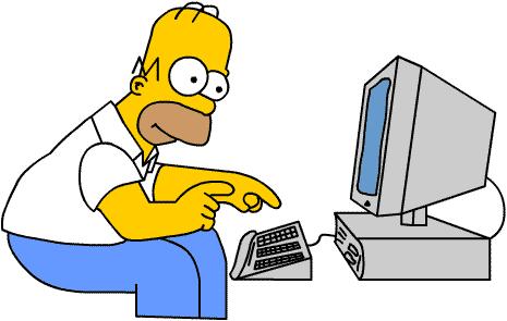 Homer typing