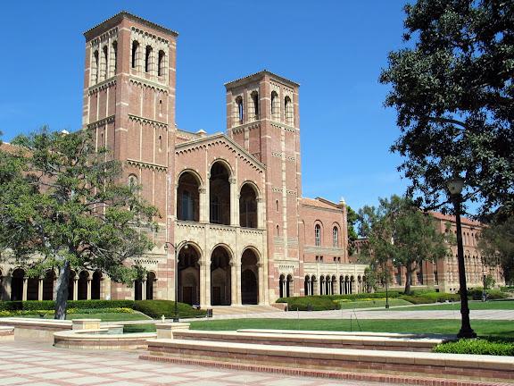 Royce Hal, UCLA