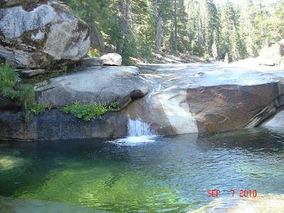 Snow Creek Swimming Hole