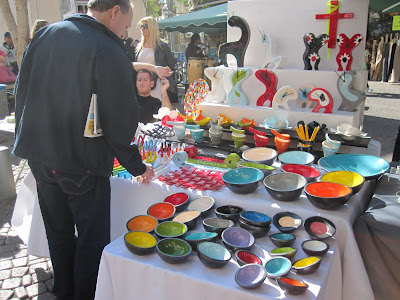 Crafts in Tel Aviv