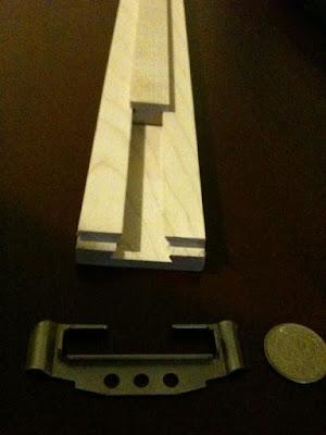 Build wood drawer slides ~ DT DONTO