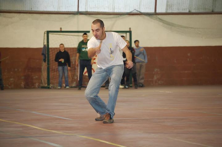 Pinto, o gañador en Ponteareas. (A imaxe é de arquivo, tomada en Marin)