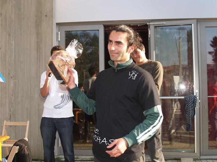 Chupi, primeiro campión da LNB Sur