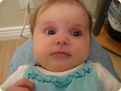 Redness on eyelids - BabyCenter