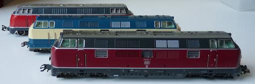 Line up V200
